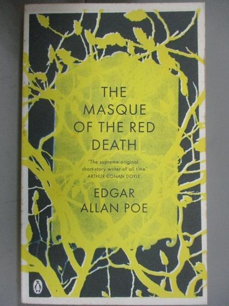 【書寶二手書T2/原文小說_HNR】The Masque of the Red Death_Edgar Allen Poe