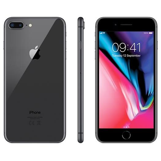 Apple iPhone 8 Plus 64GB 紅色原裝機防塵防水 附發票保固一年 全新外觀 店面現貨