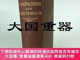二手書博民逛書店The罕見Woman s Medical Companion and guide to Health.Y255