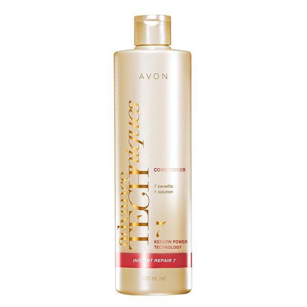 脆弱易斷髮 AVON雅芳維亮 角蛋白強韌潤髮乳400ml
