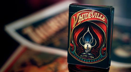 【USPCC 撲克】The Vaudeville Deck歌舞雜耍撲克牌