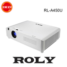 ROLY RL-A450U 雷射投影機 4500 流明 WUXGA 解析度 3LCD 公司貨