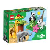 LEGO樂高 得寶系列 10904 野生小動物 積木 玩具