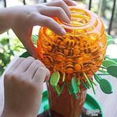 小乖蛋蜜蜂樹親子互動桌游兒童專注力邏輯思維訓練桌面益智玩具 好康免運