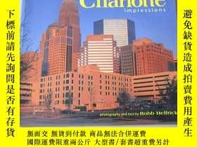 二手書博民逛書店Charlotte罕見impressions(攝影畫冊)Y705