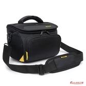 相機包 相機包 單反便攜單肩攝影包數碼相機包微單防水輕便 1色 快速出貨
