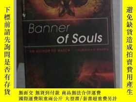 二手書博民逛書店英文原版罕見Banner of Souls by Liz Wil