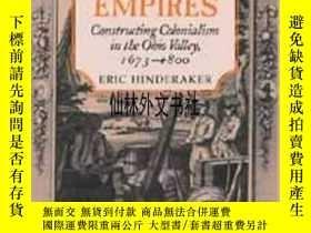 二手書博民逛書店【罕見】Elusive EmpiresY27248 Eric Hinderaker Cambridge Uni