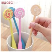 《不囉唆》4色糖果造型可彎原子筆 圓珠筆 造型筆(不挑色/款)【A281591】