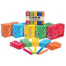 【奇奇文具】自強牌STRONG 彩色粉筆 單色 (40支/盒)