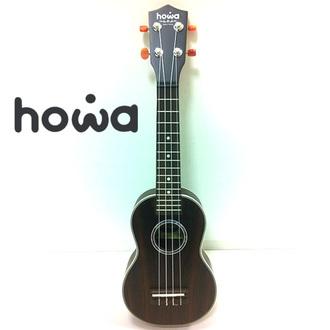 howa 豪華樂器 UK-23D 23吋紫檀木系列 烏克麗麗 / 組