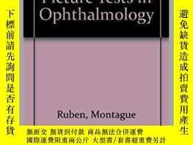二手書博民逛書店Diagnostic罕見Picture Tests in Ophthalmology-眼科診斷圖片測試Y361