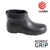 Nordic Grip 北歐防水防滑保暖雪靴│雨鞋│雪鞋 騎士黑 (榮獲德國紅典設計獎) NG10D