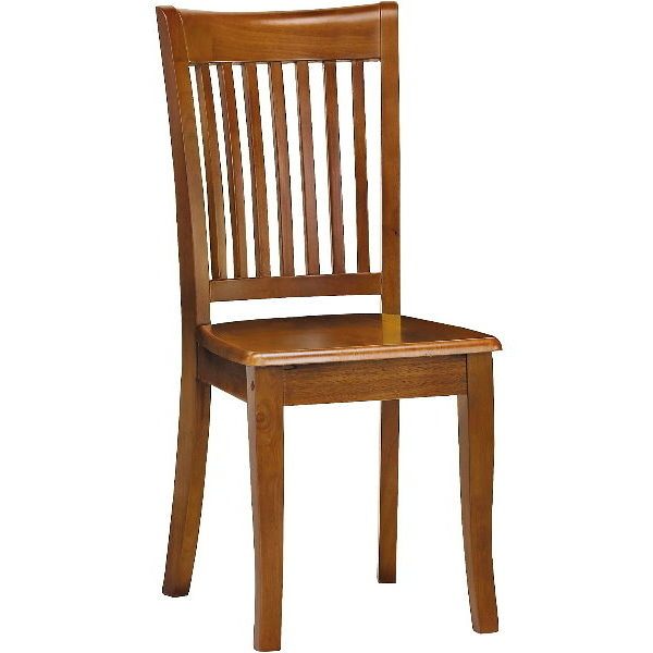 餐椅 AM-502-4 安德爾實木餐椅【大眾家居舘】