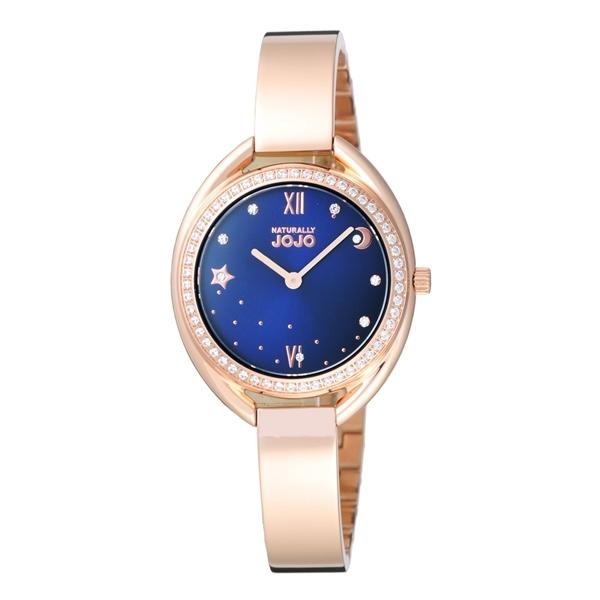 NATURALLY JOJO 玫瑰金星空 手錶 JO96971-55R