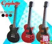 【小麥老師 樂器館】買1贈12!Epiphone LesPaul Studio 電吉他 原廠一年保固
