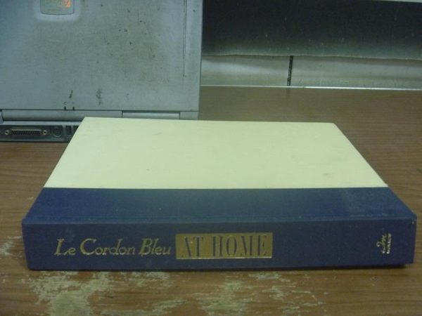 【書寶二手書T4/原文書_PGD】Le cordon bleu at home_1991
