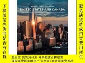 二手書博民逛書店Regional罕見Landscapes of the US and Canada, 8th EditionY