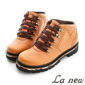 【La new outlet】氣墊短靴(女221026604)