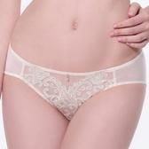 LADY 燦亮星影系列 機能調整型 中腰三角褲(亮金膚)