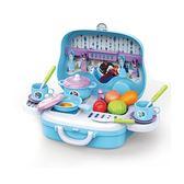 《 Disney 迪士尼 》冰雪奇緣爐台手提箱╭★ JOYBUS玩具百貨