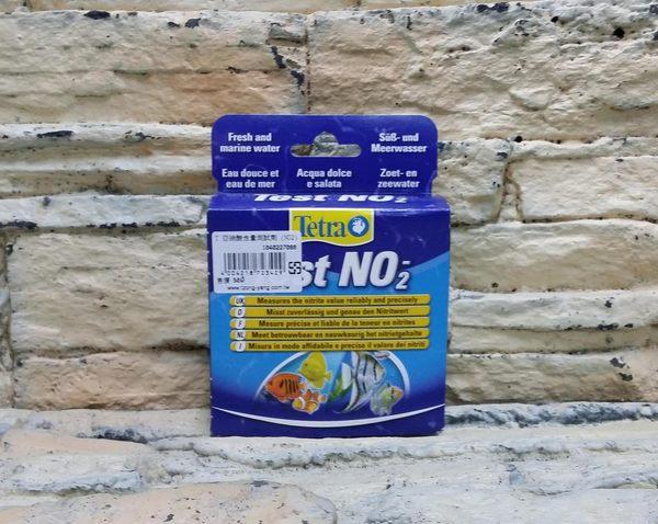 【西高地水族坊】德國Tetra 亞硝酸含量測試液(NO2)(10ml*2瓶)