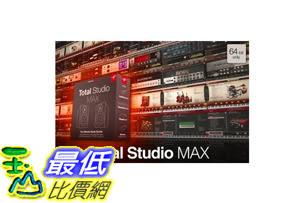 [107美國直購] IK Multimedia Total Studio MAX Instruments and Effects Bundle - Upgrade