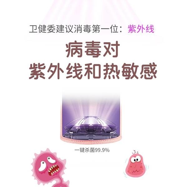59秒消毒袋手機內衣多功能消毒器LED紫外線消毒 MKS薇薇