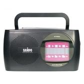 ★SAMPO聲寶★FM/AM手提收音機 AK-W906AL