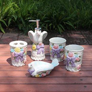 鴿子 陶瓷衛浴五件套裝