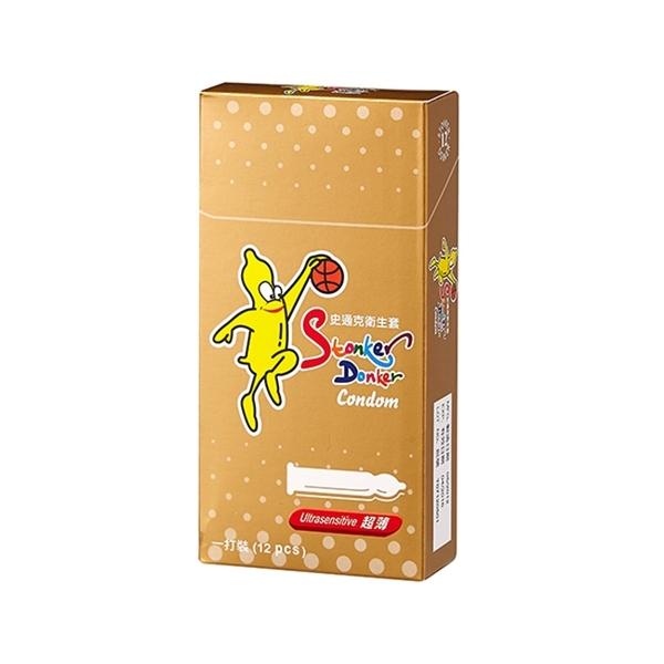 史通克超薄型12入3盒加贈品-箱購