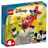 樂高積木 LEGO《 LT10772 》迪士尼系列 - Mickey Mouse's Propeller Plane / JOYBUS玩具百貨