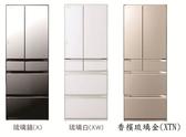 促銷降價↓↓↓《日立 HITACHI》日本製 569公升 六門琉璃變頻冰箱 RKW580KJ