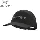 【ARC TERYX 始祖鳥 羊毛棒球帽《黑灰》】24556/保暖帽/鴨舌帽/運動休閒帽