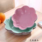 創意家用時尚小麥秸稈水果盤
