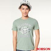 【BOBSON】男款印圖上衣 (27025-48)