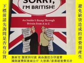 二手書博民逛書店Sorry,罕見I m British!Y180607 Crys