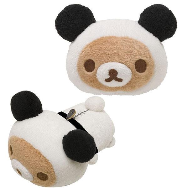 拉拉熊 熊貓 Rilakkuma 小布偶 螢幕擦 San-X 日本正版