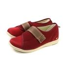 Moonstar  保健鞋 介護鞋 休閒鞋 紅色 女鞋 PA4052 no283