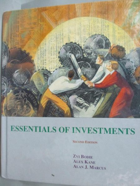 【書寶二手書T8/大學商學_WFM】Essentials of Investments 2/e_Alan、Alex