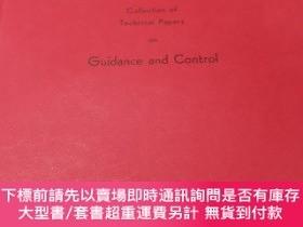 二手書博民逛書店Guidance罕見and Control (大16開2厘米厚)Y1767 Guidance and Cont