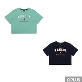 KANGOL 女 短版T-6122100671/6122100680