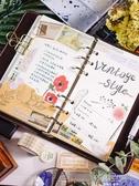 多加A6筆記本子記事本小隨身商務手帳本活頁夾創意文具學生用韓國款日程本