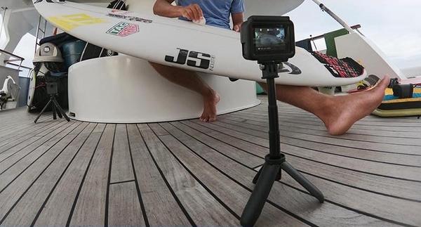 GoPro-Shorty迷你延長桿+腳架(AFTTM-001)