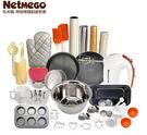 電動打蛋器新手烘焙工具套裝DL7201『黑色妹妹』