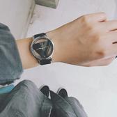 手錶 簡約手錶女學生韓版簡約潮流學院派黑白個性情侶一對抖音網紅 3色