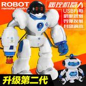 遙控智能機器人玩具宇宙戰警童機械玩具MJBL
