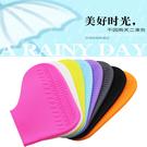 【防滑鞋底】可重複使用加厚耐磨矽膠防塵防水雨鞋套 防塵防雨防雪(4色可選/S-L)