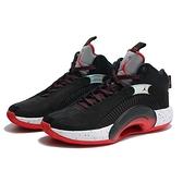 NIKE 籃球鞋 AIR JORDAN XXXV PF 黑紅 避震 男 (布魯克林) CQ4228-030