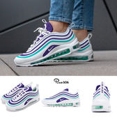 Nike 休閒慢跑鞋 Wmns Air Max 97 UL 17 SE 白 紫 葡萄 女鞋 大氣墊 【PUMP306】 AH6806-102
